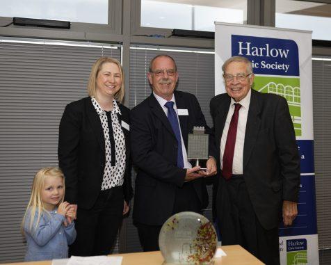Harlow Architectural Design Awards DWW Design
