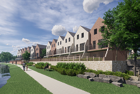 Turnford Townhouses